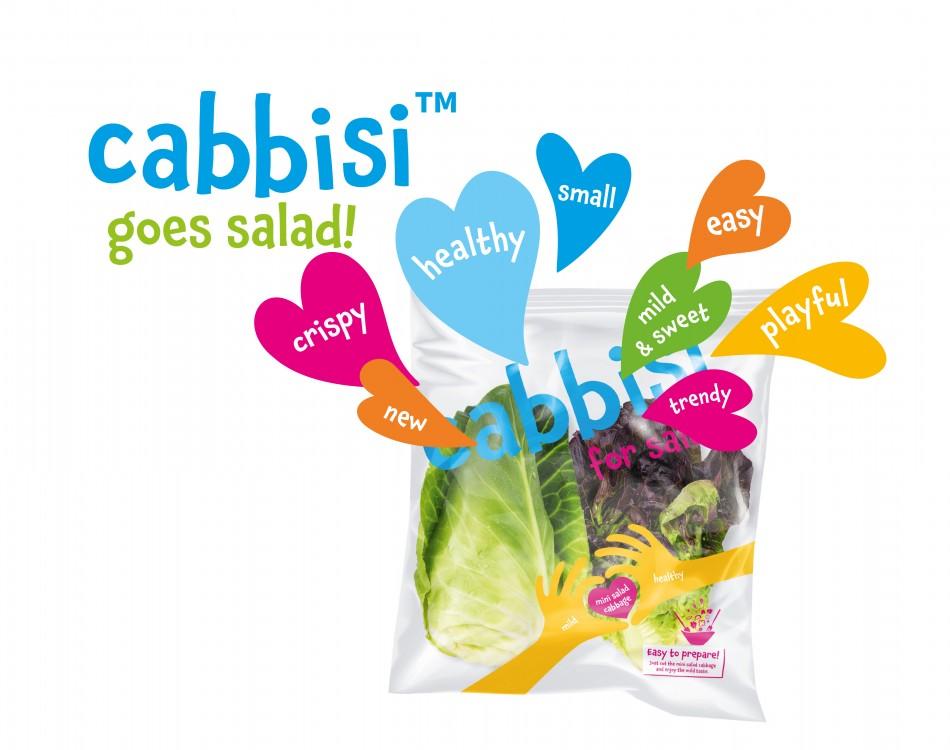 mini salad cabbage Cabbisi